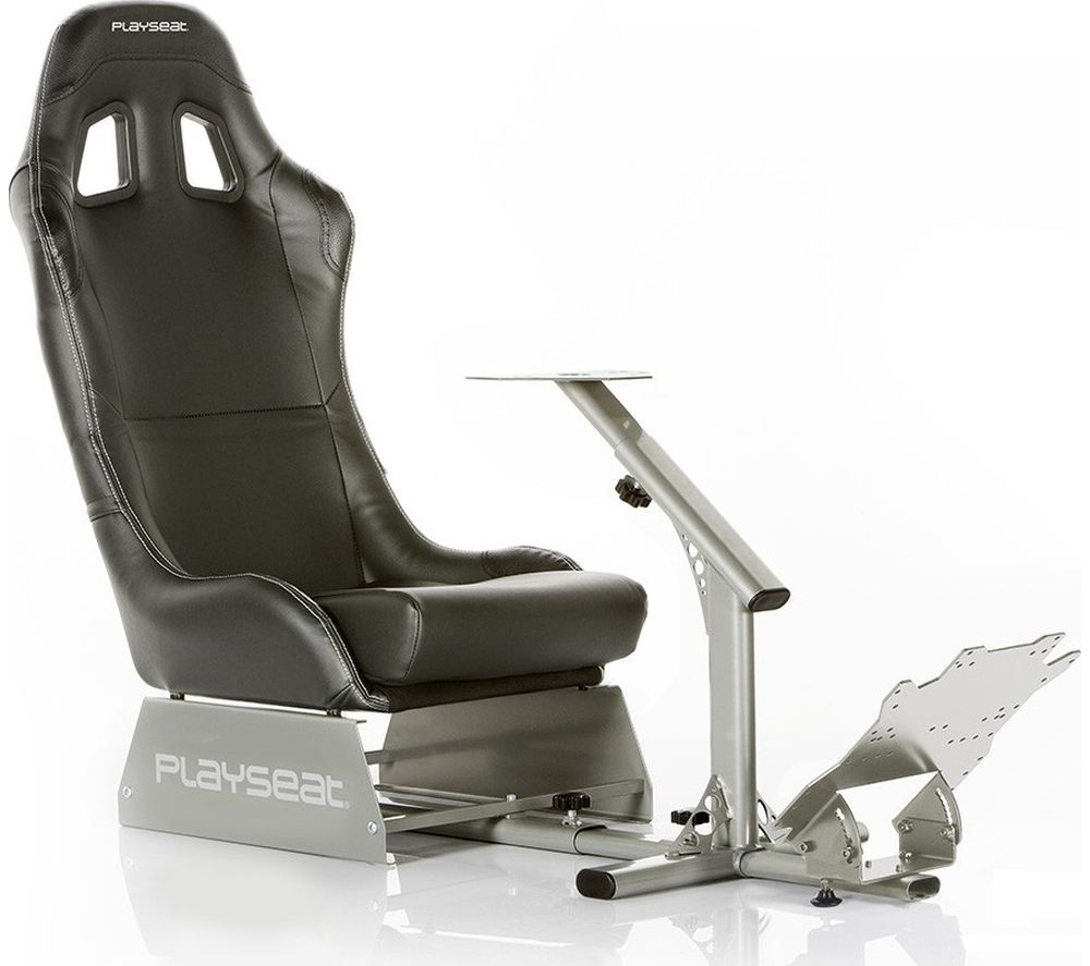 PLAYSEAT Evolution Gaming Chair - Black & Silver
