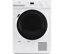 BEL FHD800 Heat Pump Tumble Dryer - White