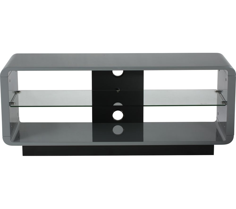 ALPHASON Luna 1200 TV Stand - Grey