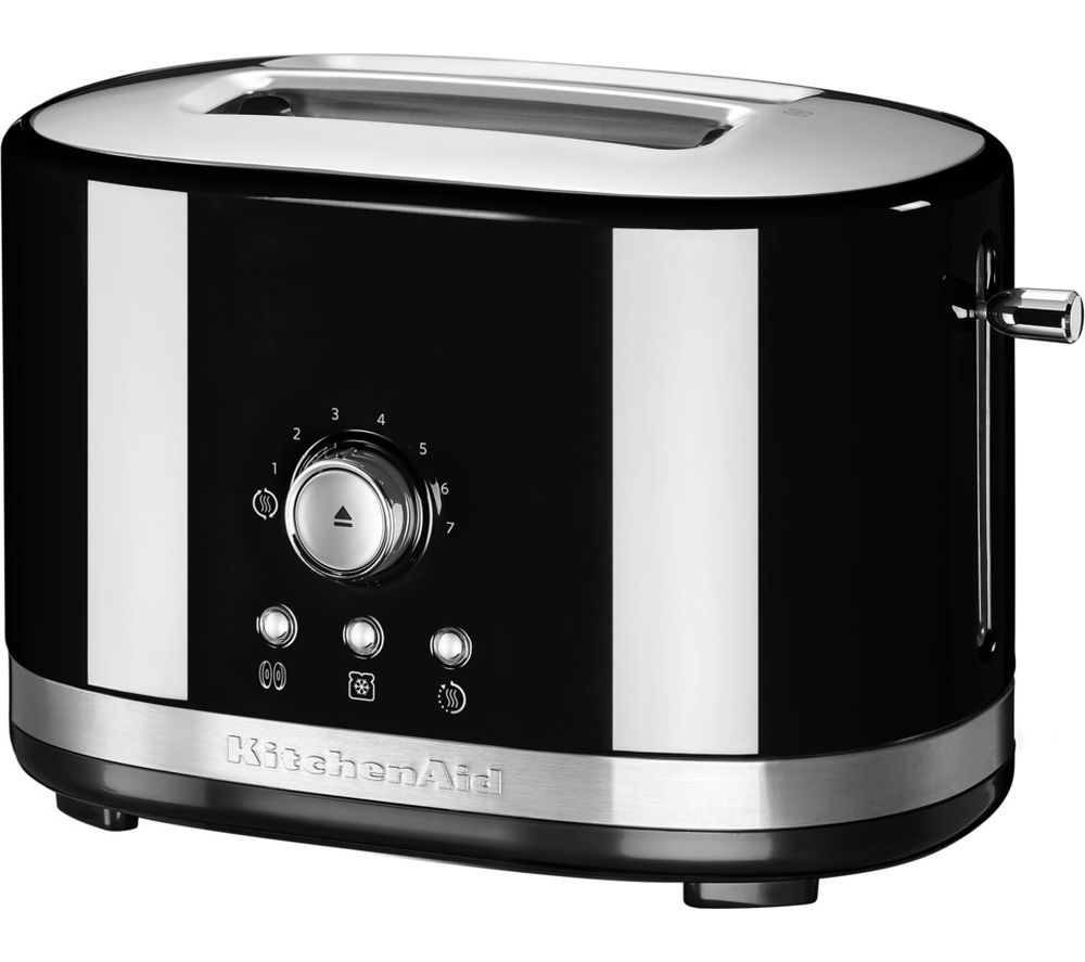 Compare retail prices of Kitchenaid 5KMT2116BOB 2-Slice Toaster to get the best deal online