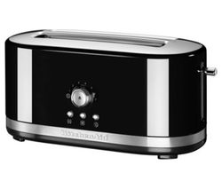 KITCHENAID 5KMT4116BOB 2-Slice Toaster - Onyx Black