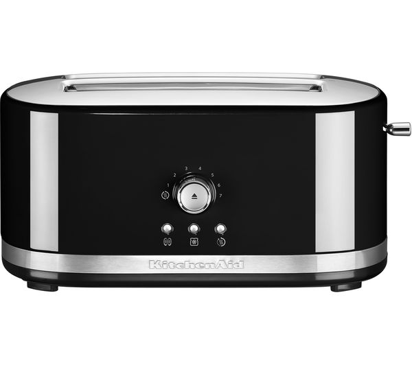 Black Kitchenaid Toaster
