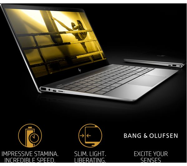 Buy Hp Envy 13 Ad060na 13 3 Quot Touchscreen Laptop Silver