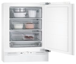 AEG ABB68211AF Integrated Undercounter Freezer