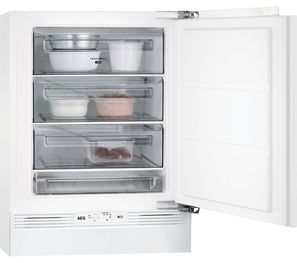 Compare retail prices of Aeg ABB68211AF Integrated Undercounter Freezer to get the best deal online
