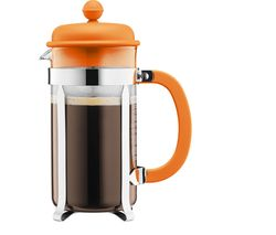 BODUM Caffettiera 1918-948 Coffee Maker - Orange