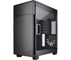 CORSAIR Carbide Clear 600C Inverse ATX Full Tower PC Case