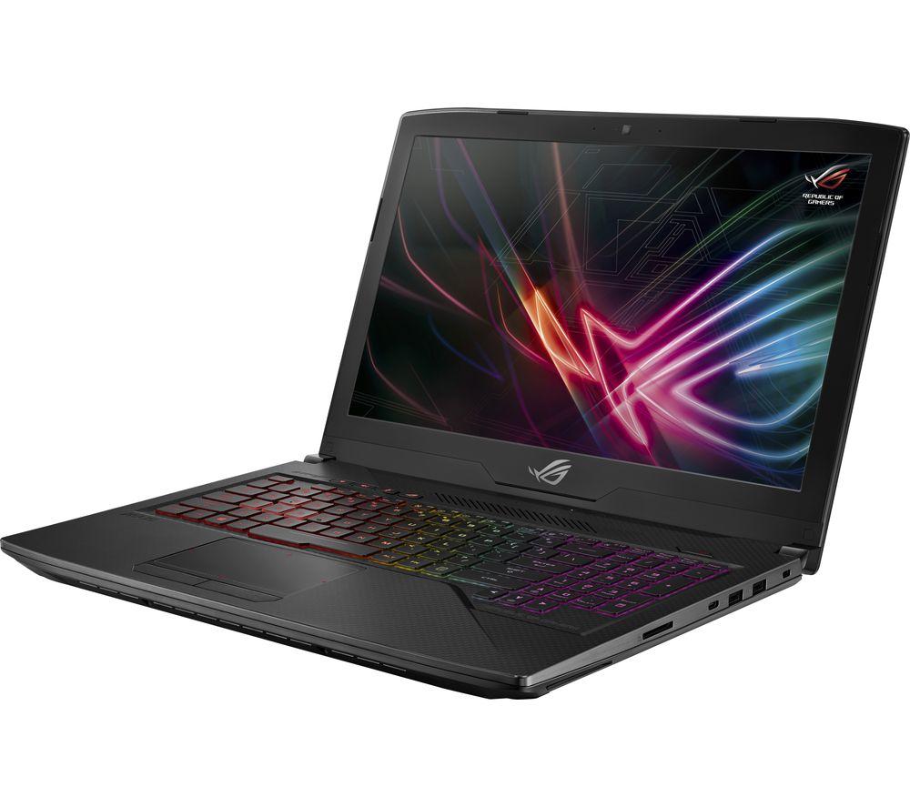 "ASUS ROG Strix GL503VD 15.6"" Gaming Laptop - Black, Black"