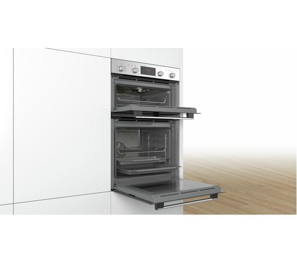 how to clean bosch double oven