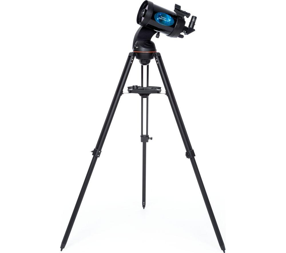 CELESTRON Astro Fi 5 Schmidt-Cassegrain Catadioptic Telescope - Black