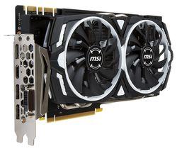 MSI GeForce GTX 1070 Ti 8 GB ARMOR Graphics Card