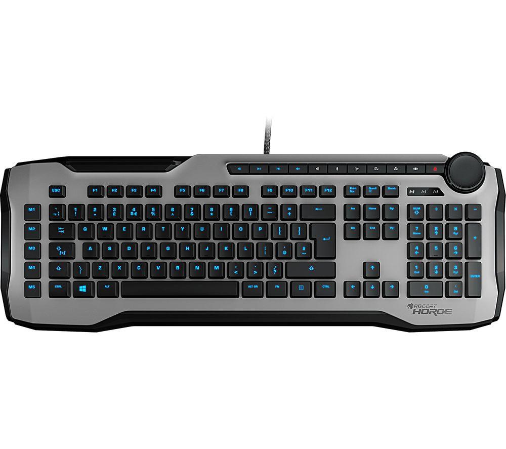 ROCCAT Horde Gaming Keyboard - White