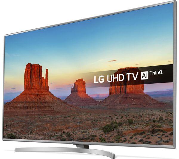 Buy Lg 55uk6950plb 55 Quot Smart 4k Ultra Hd Hdr Led Tv Free