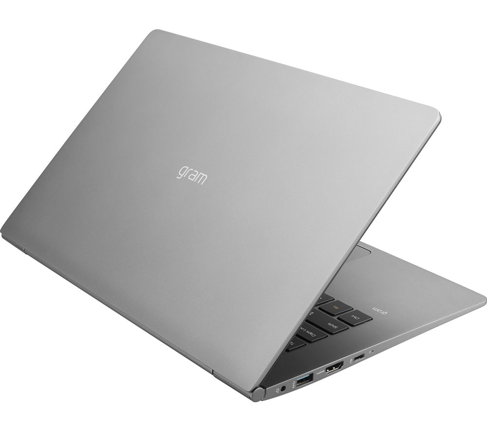 "LG GRAM i14Z980 14"" Intel® Core™ i7 Laptop - 256 GB SSD, Silver"