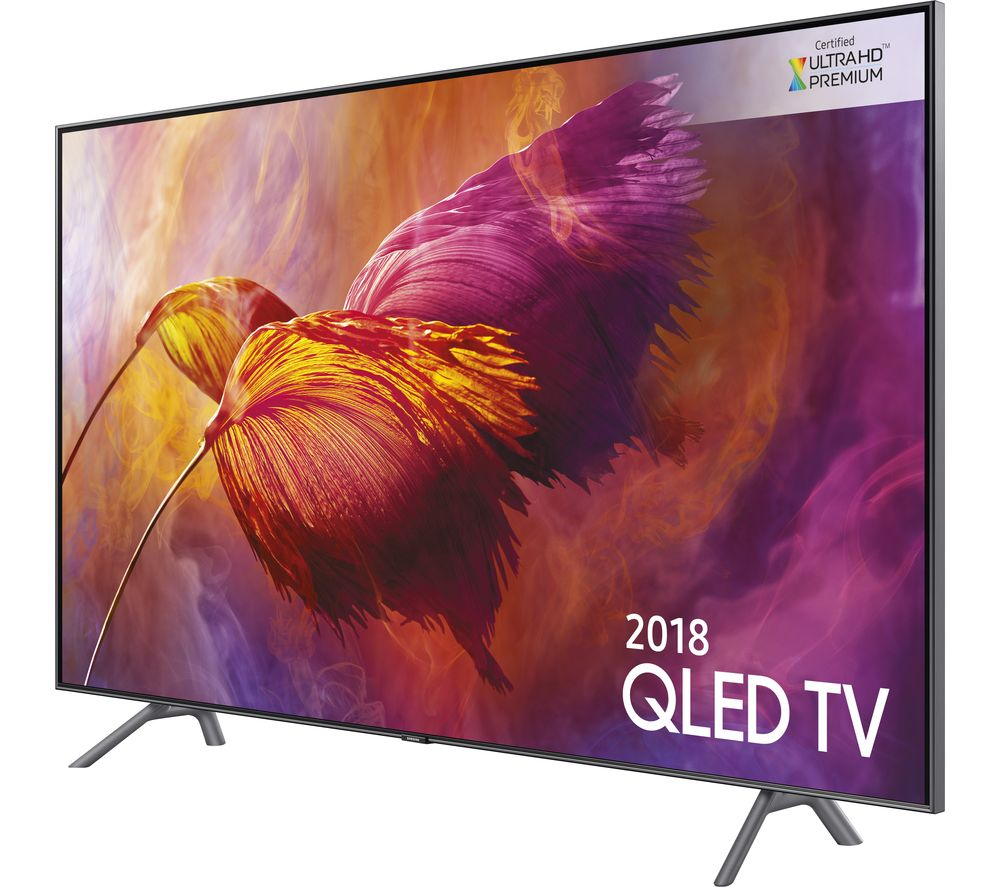"SAMSUNG QE65Q8DNATXXU 65"" Smart 4K Ultra HD HDR QLED TV"