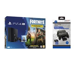 SONY PlayStation 4 Pro with Fortnite Battle Royale