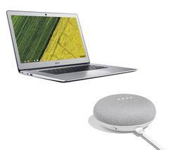 ACER CB515-1HT 15.6 Intel® Pentium® Chromebook - 64 GB eMMC, Silver