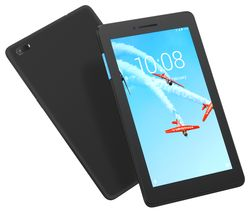LENOVO Tab E7 Tablet - 16 GB, Black
