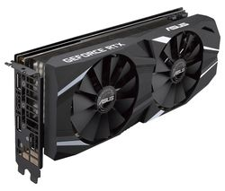 ASUS GeForce RTX 2070 8 GB Dual Advanced Edition Graphics Card