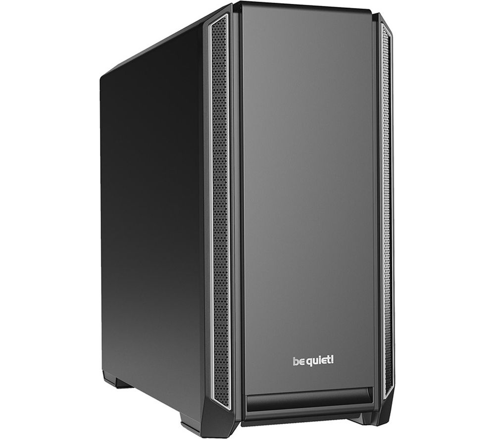 Image of BE QUIET Silent Base 601 ATX Midi-Tower PC Case
