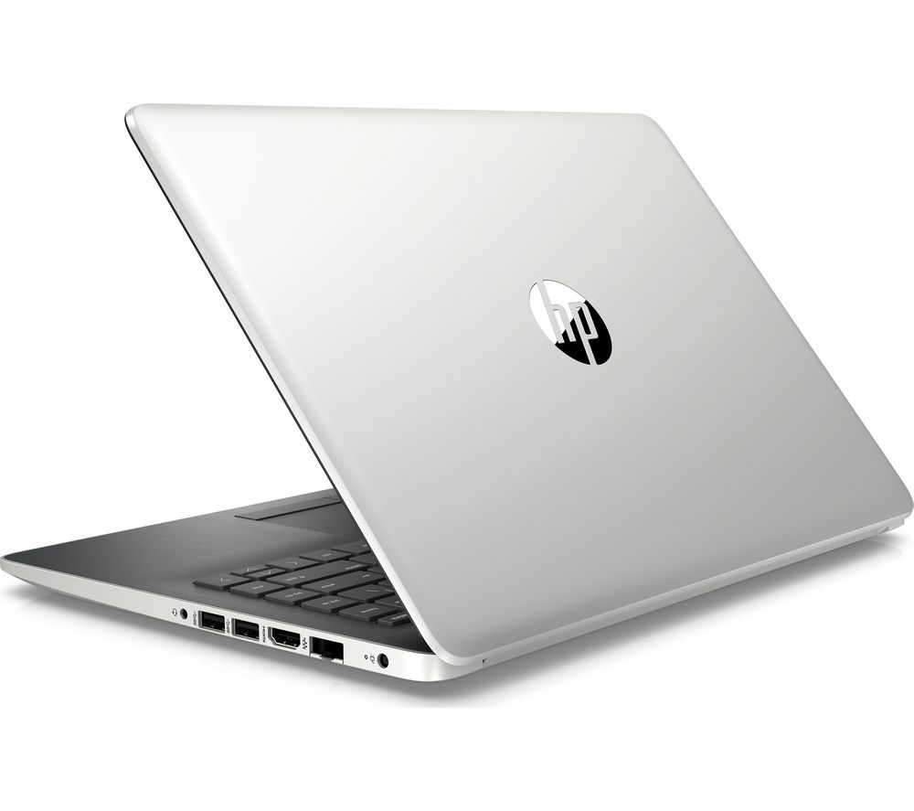 "HP 14-ck0501sa 14"" Intel® Core™ i7 Laptop - 256 GB SSD, Silver"
