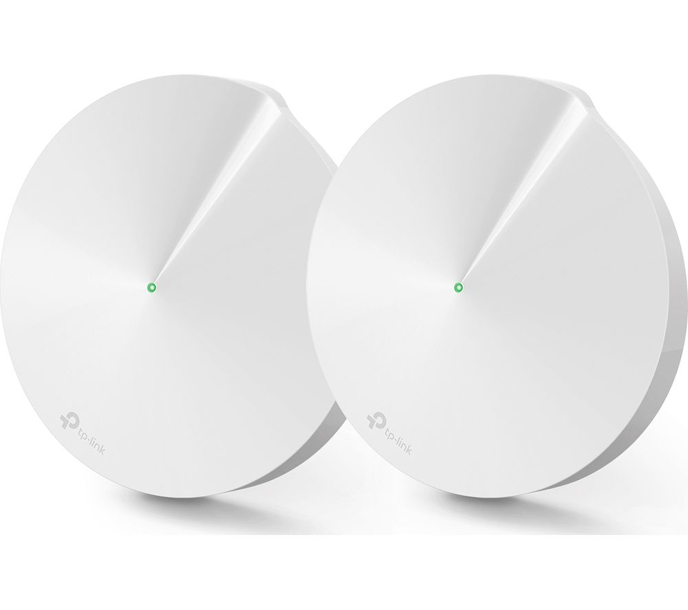 Tp-Link Deco M5 Whole Home WiFi System - Twin Pack