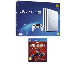SONY PlayStation 4 Pro & Marvel's Spider-Man Bundle