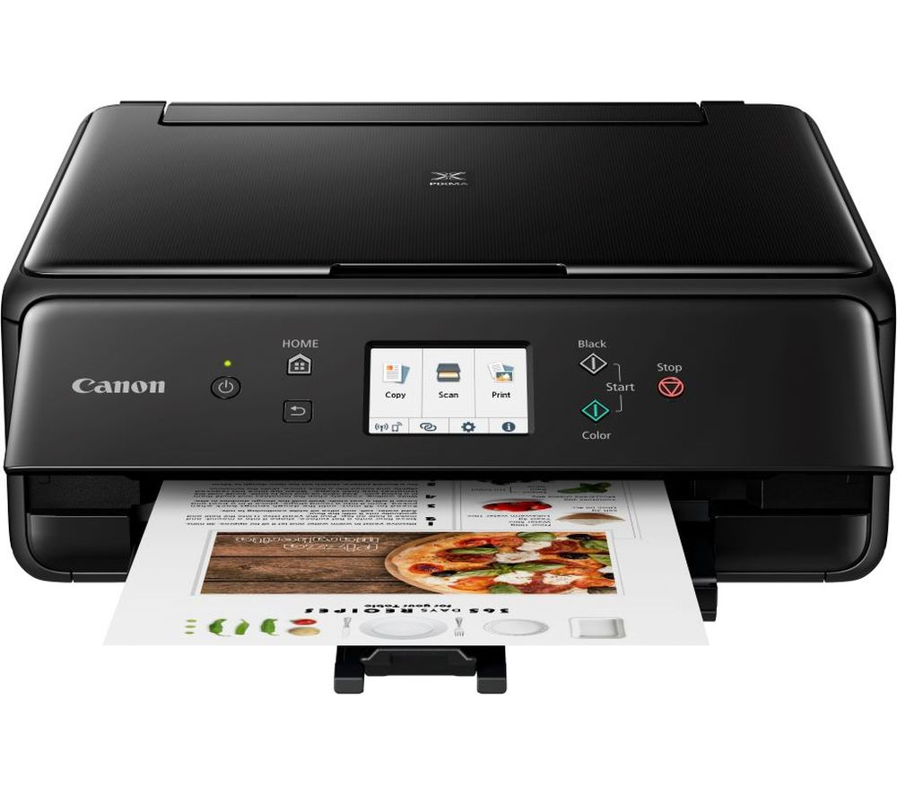 CANON PIXMA TS6250 All-in-One Wireless Inkjet Printer