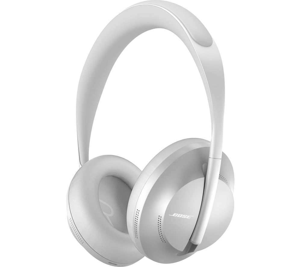 BOSE 700 Wireless Bluetooth Noise-Cancelling Headphones - Silver, Silver