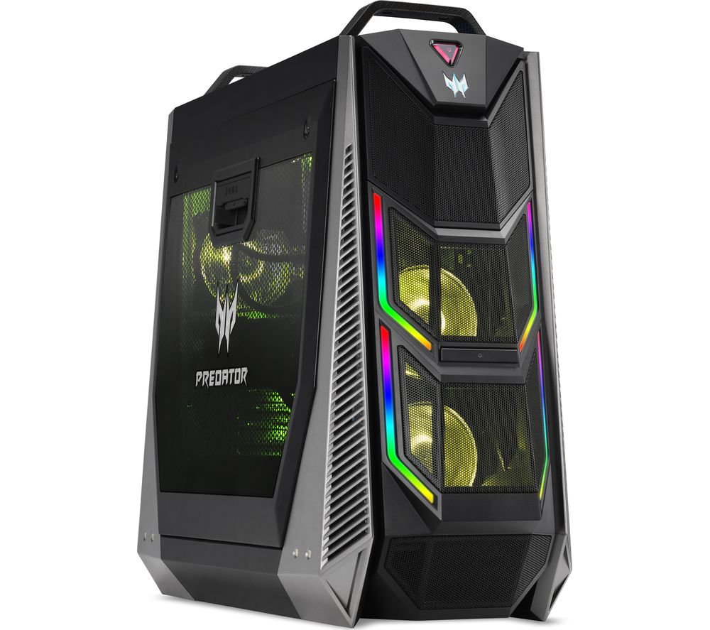 ACER Predator Orion 9000 Intel® Core™ i9 RTX 2080 Ti Gaming PC - 4 TB HDD & 512 GB SSD