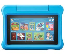 "AMAZON Fire 7"" Kids Edition Tablet (2019) - 16 GB, Blue"