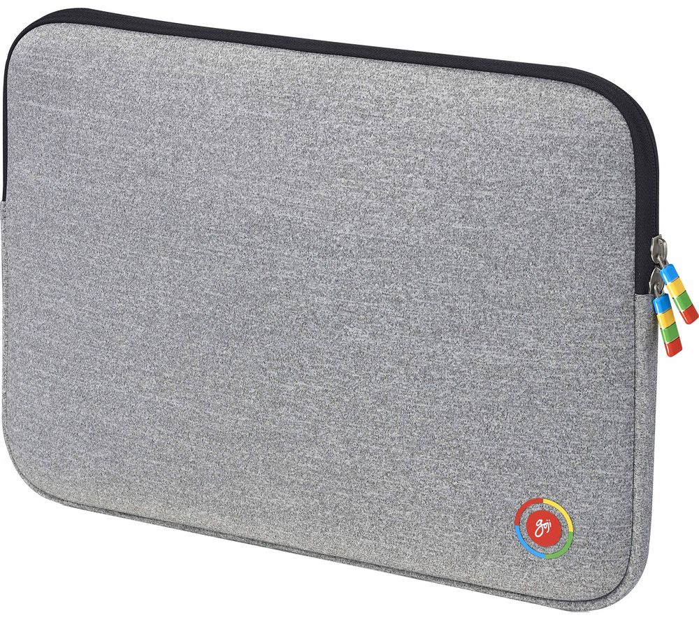 "Image of G11CROM19 11"" Laptop Sleeve - Grey, Grey"