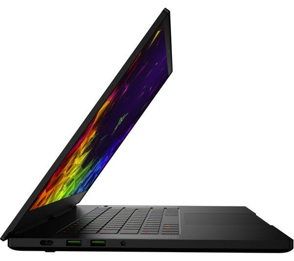 "RAZER Blade 15 Advanced 15 6"" Intel® Core™ i7 RTX 2080 Gaming Laptop - 512  GB SSD"