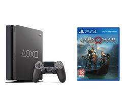 SONY PlayStation 4: Days of Play Edition & God Of War Bundle - 1 TB