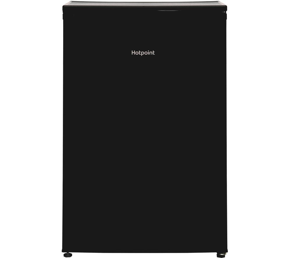 HOTPOINT H55ZM 1110 K Undercounter Freezer – Black, Black
