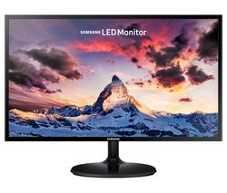 "SAMSUNG S24F354 Full HD 24"" LED Monitor - Black"