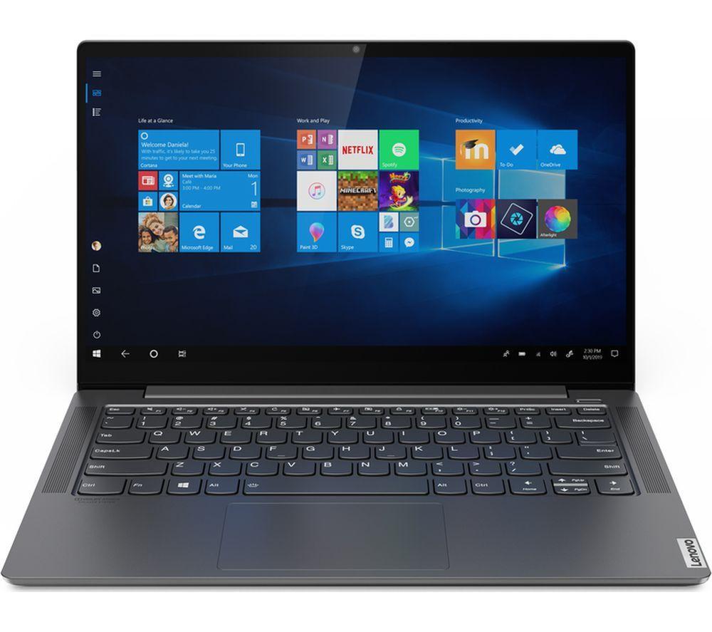 "Image of LENOVO Yoga S740 14"" Laptop - Intel® Core™ i5, 256 GB SSD, Grey, Grey"
