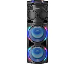 SC-TMAX50E-K Bluetooth Megasound Party Speaker - Black