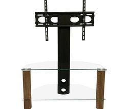 Century 800 mm TV Stand with Bracket - Walnut