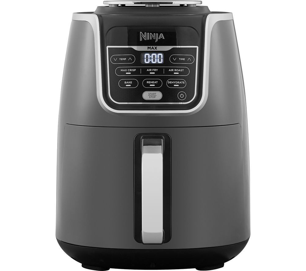 AF160UK Air Fryer MAX & Dehydrator - Grey, Grey