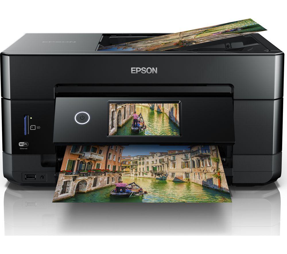 EPSON Expression Premium XP-7100 All-in-One Wireless A4 Photo Printer