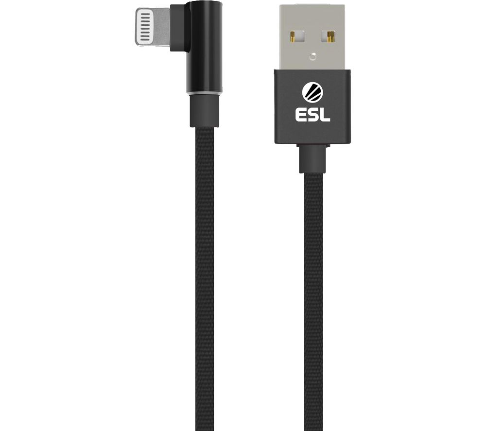 ESL Gaming Charge & Sync Lightning Cable - 2 m