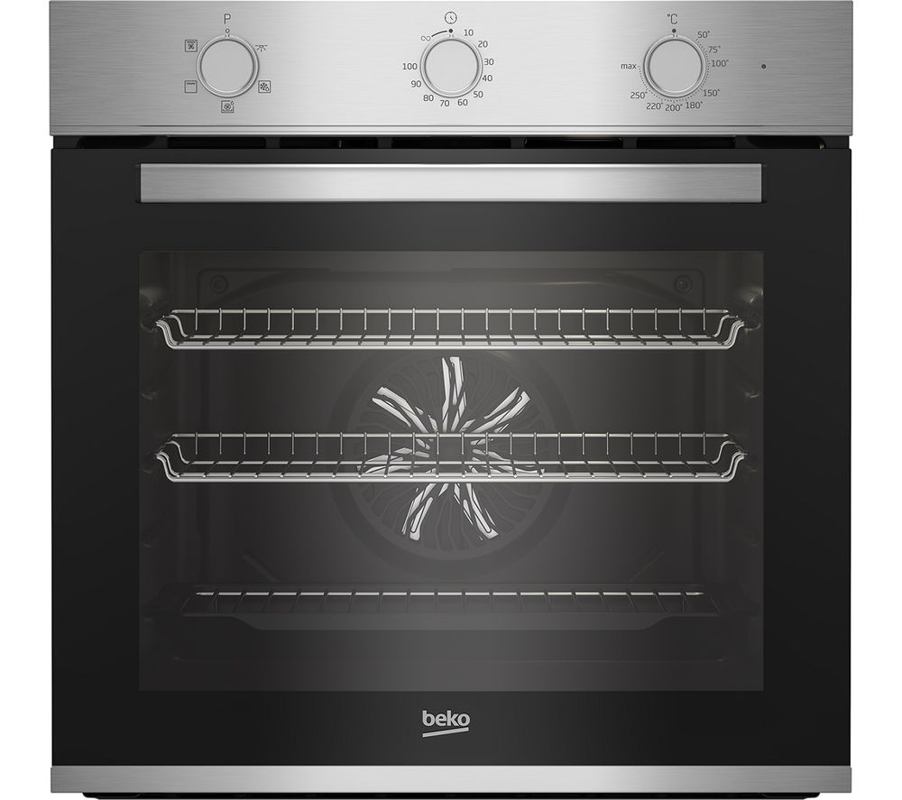 Image of BEKO BBIF22100X Electric Oven - Stainless Steel, Stainless Steel