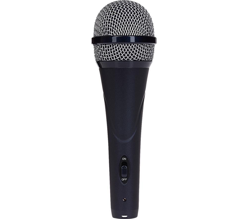 PROSOUND A83YQ Microphone - Black, Black