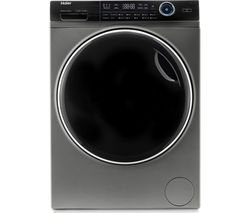 I-Pro Series 7 HW100-B14979S 10 kg 1400 Spin Washing Machine - Graphite
