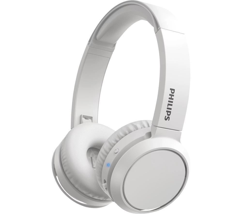 PHILIPS TAH4205WT/00 Wireless Bluetooth Headphones - White