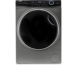 I-Pro Series 7 HW80-B14979S 8 kg 1400 Spin Washing Machine - Graphite