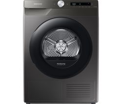 DV80T5220AN/S1 WiFi-enabled 8 kg Heat Pump Tumble Dryer - Graphite