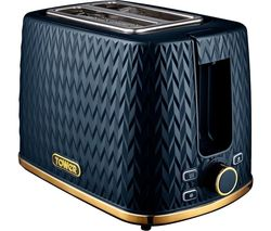 Empire Collection T20054MNB 2-Slice Toaster – Midnight Blue