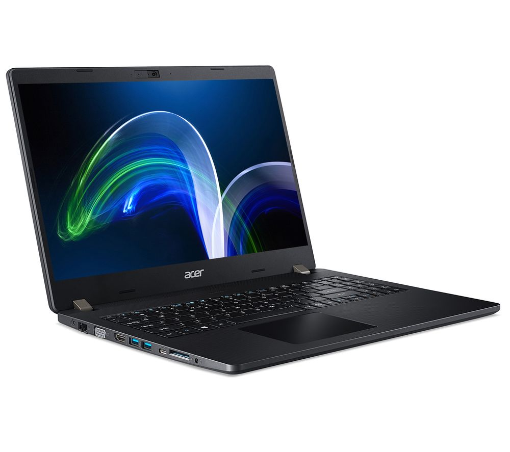"Image of ACER TravelMate P2 15.6"" Laptop - Intel®Core™ i5, 512 GB SSD, Black, Black"